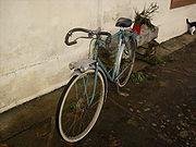 Sans marque, Vélo randonneur, années 1950